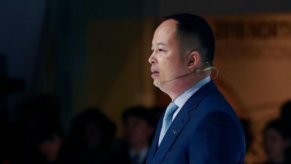 предприниматель из китая