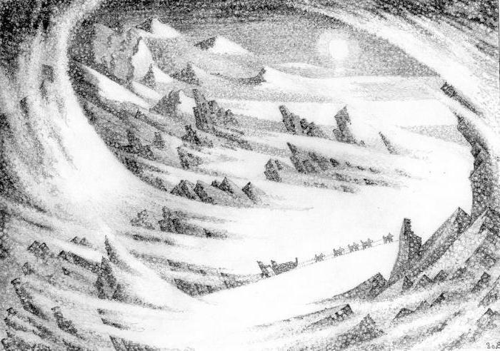 Ветер рисунок поэтапно