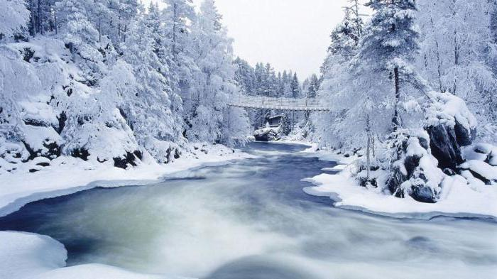 самая холодная зима последние годы