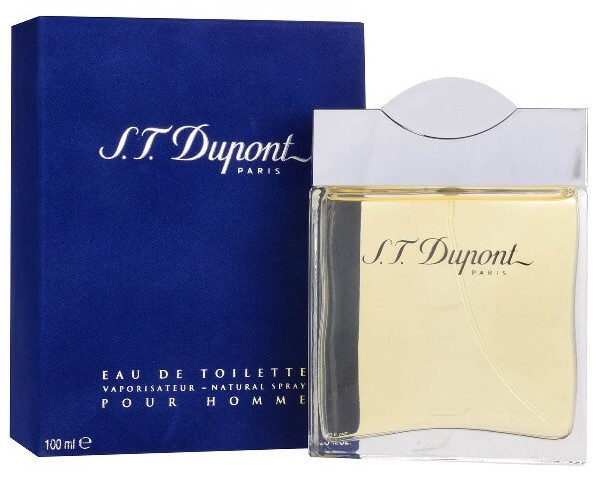 dupont men's toilet water
