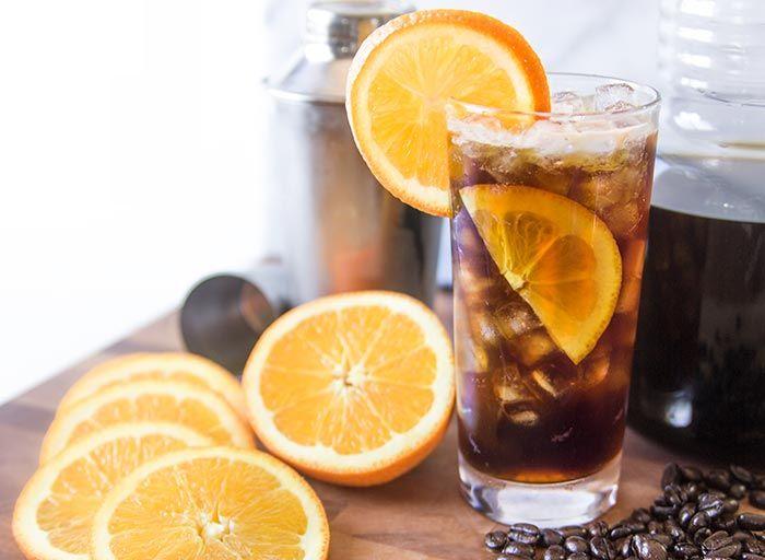 coffee with orange juice recipe