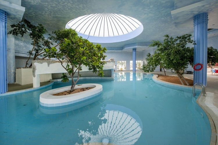 тунис джерба отель велком меридиан