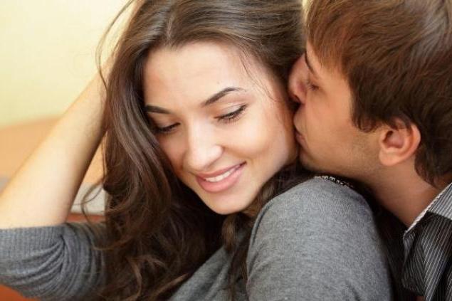 Целоваться во сне с любимым мужчиной