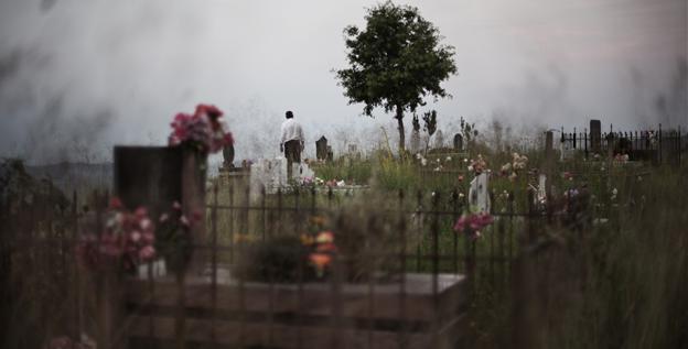 Почему вечером нельзя ходить на кладбище