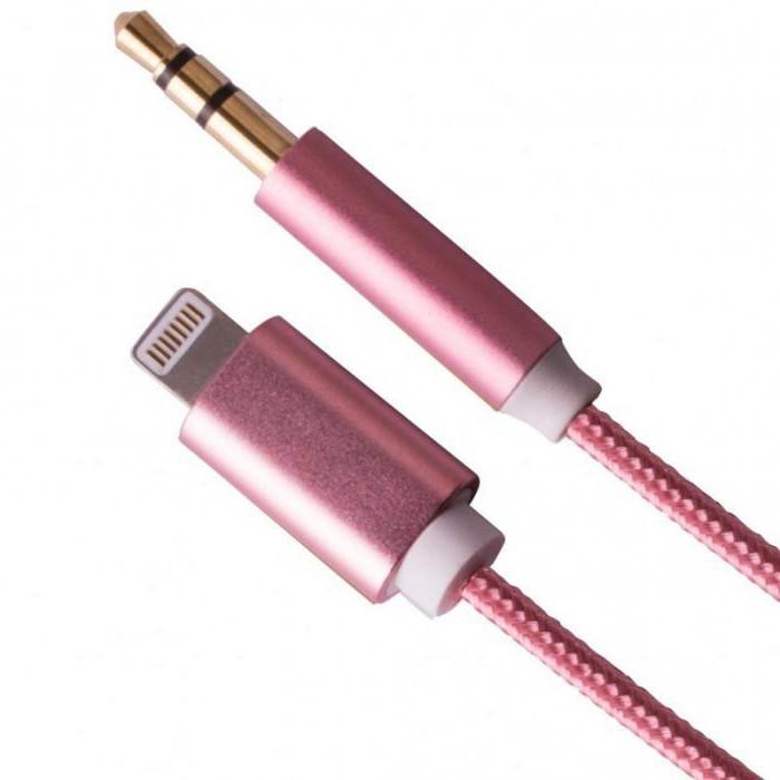 кабель aux usb