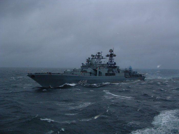 Учения Северного флота. Крупномасштабные учения Северного флота в Баренцевом море