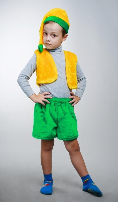 как сшить костюм гнома для мальчика