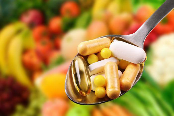 какие витамины при холецистите
