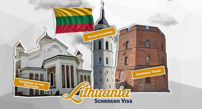 Виза в Литву для белорусов: способы получения