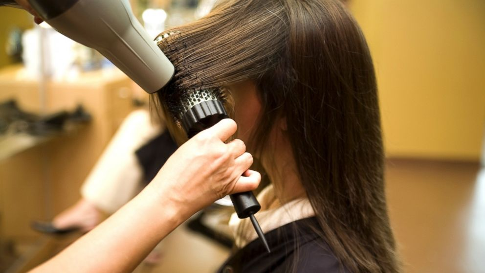 hairdressing and hair stylists