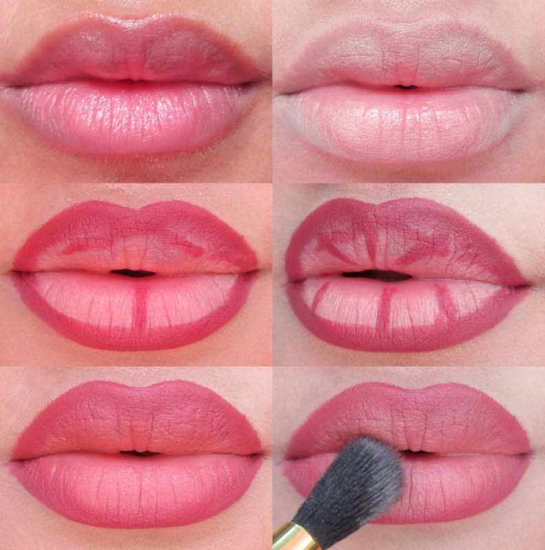 How to do face makeup in stages?