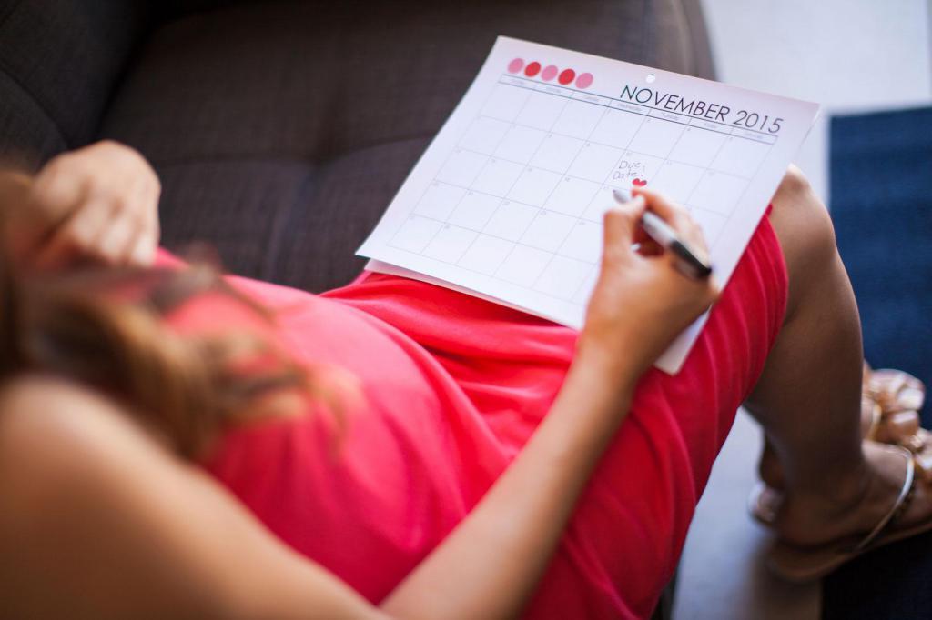 34th week of pregnancy what is happening