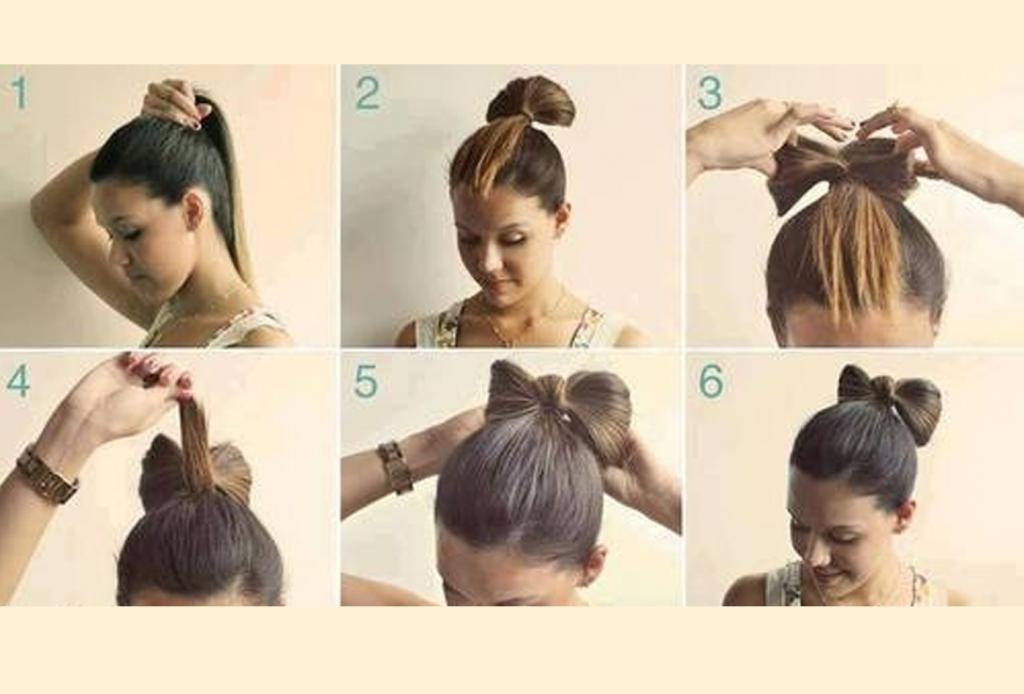 менее, связи бантики из волос пошаговая инструкция фото слышал