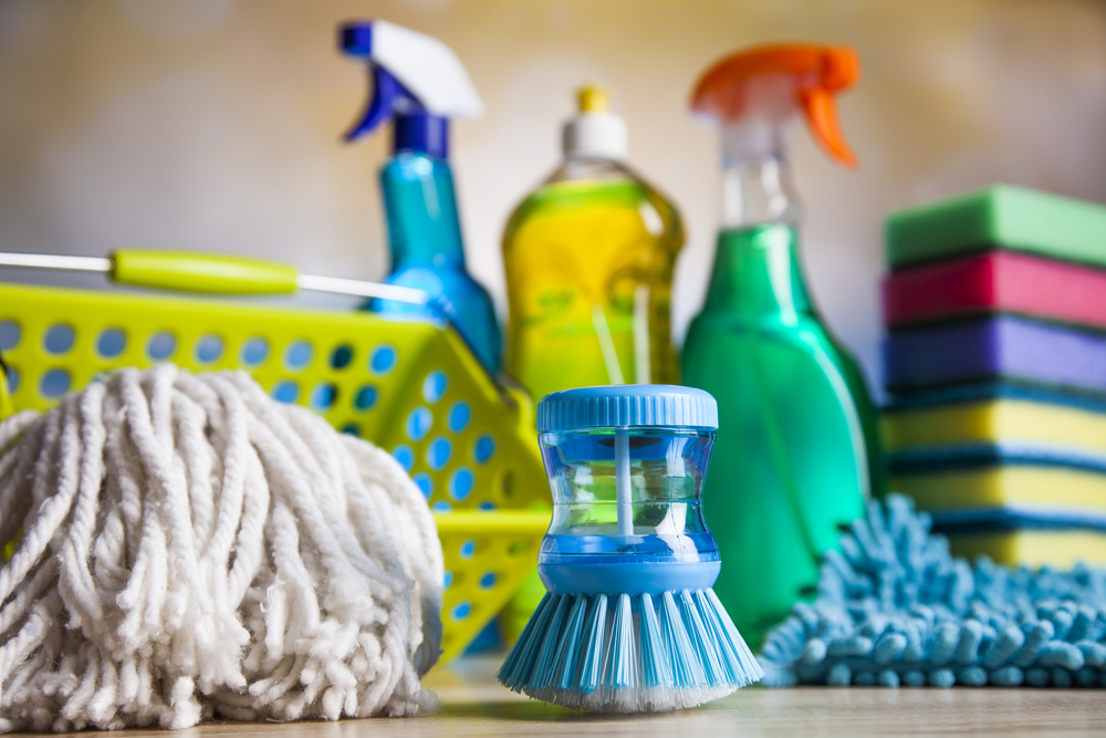 cleaning apartments in Moscow prices