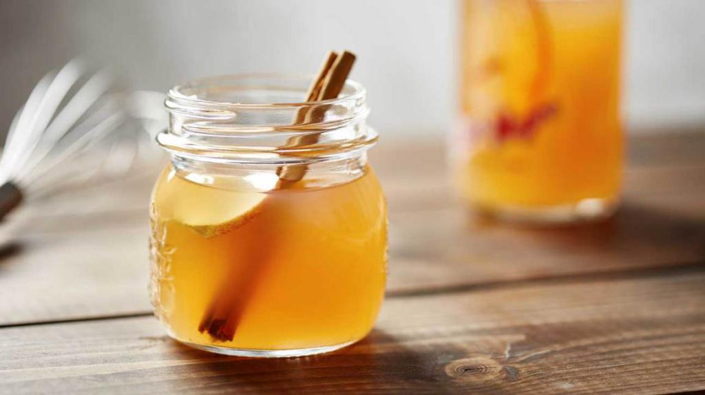 Яблоко мед корица для похудения