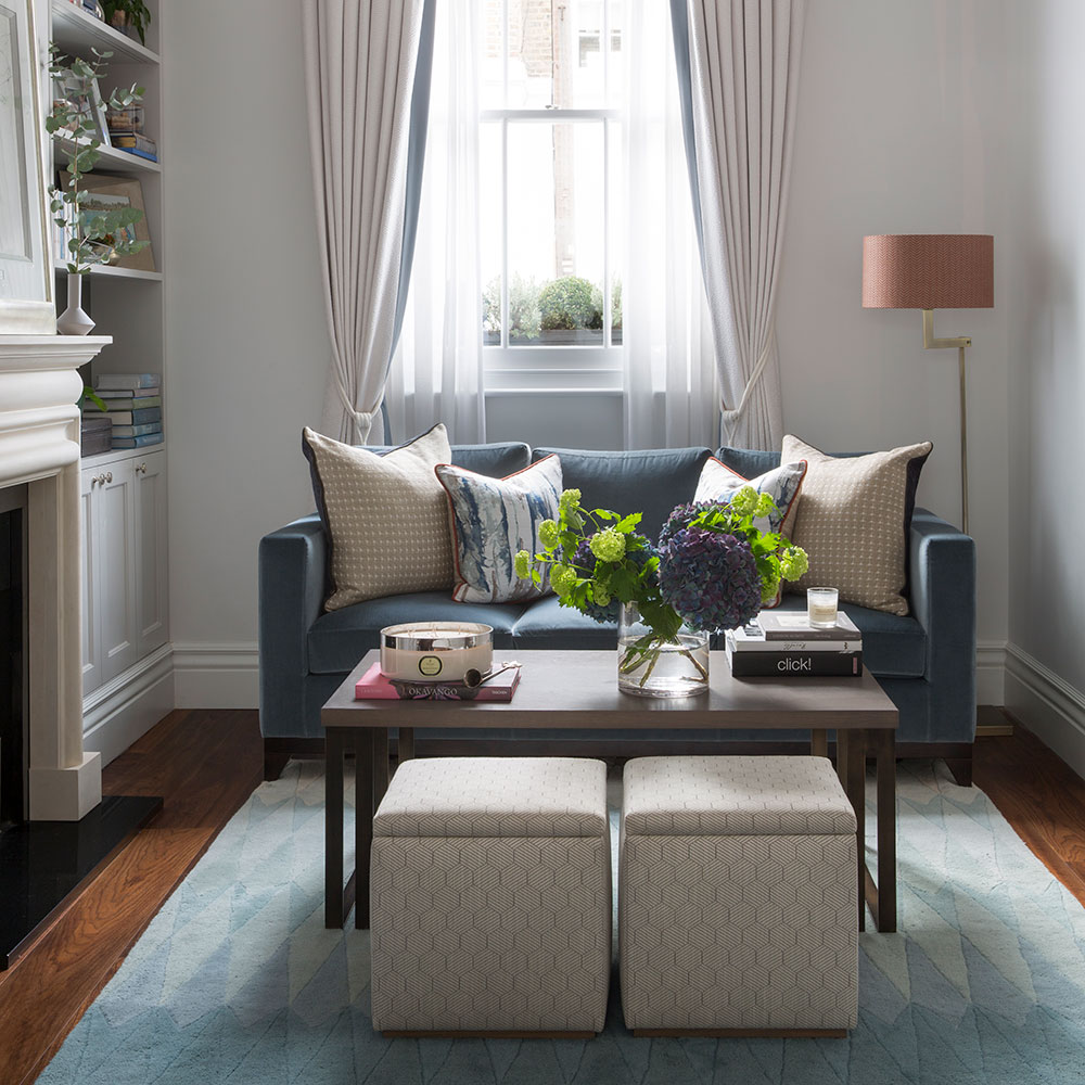 Интерьер узких комнат: дизайнерские идеи и хитрости