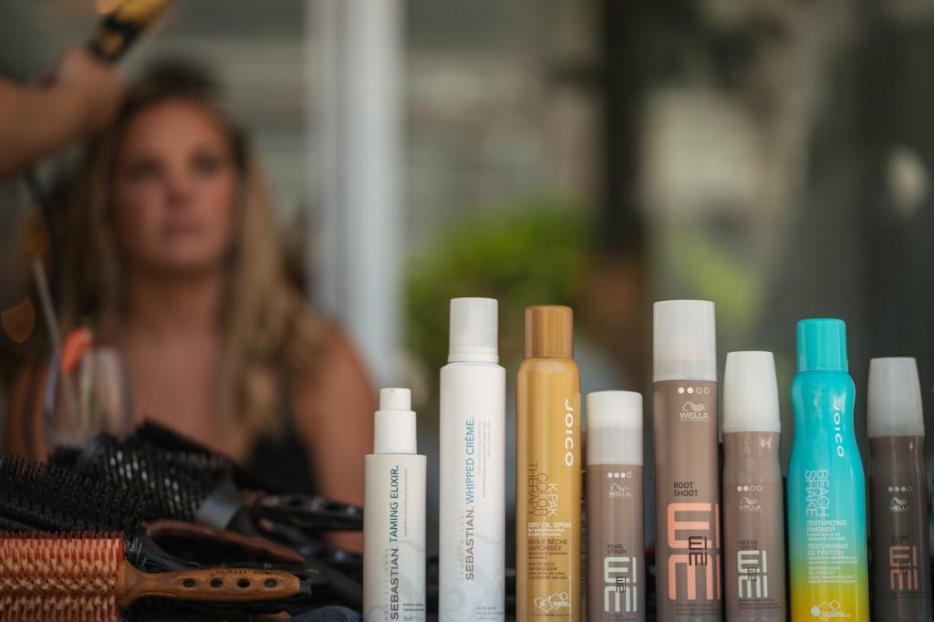 Лосьон для укладки волос: обзор производителей, особенности применения, отзывы