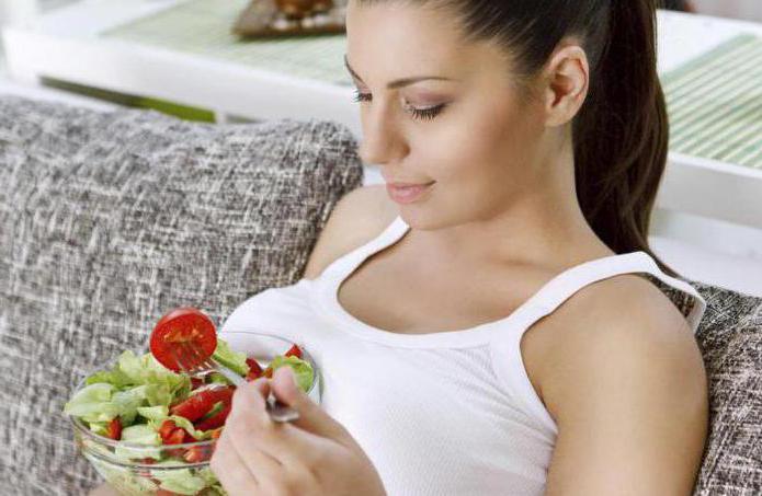питание при беременности 1 триместр