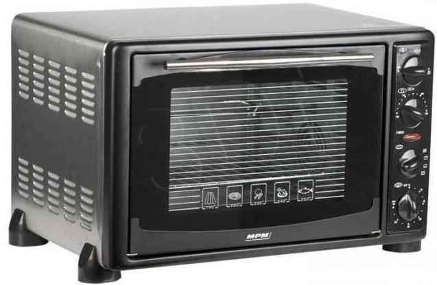 Мини-духовка настольная электрическая