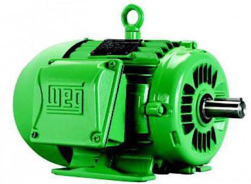 как подключить электродвигатель с 380 на 220