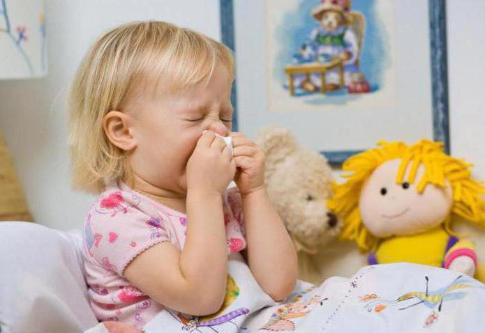 Меню при ротавирусной инфекции у детей