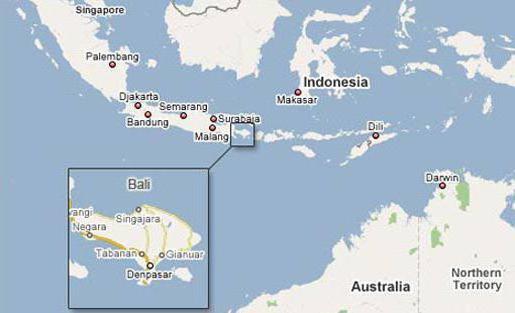 Диана Шурыгина ударила мужа веслом на Бали