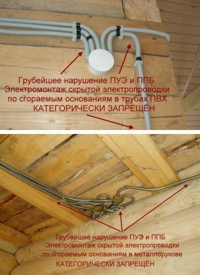 Электропроводка в бане своими руками пошаговая инструкция