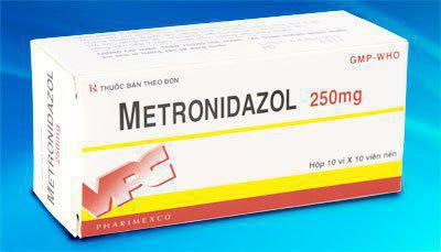 Метронидазол от прыщей: отзывы