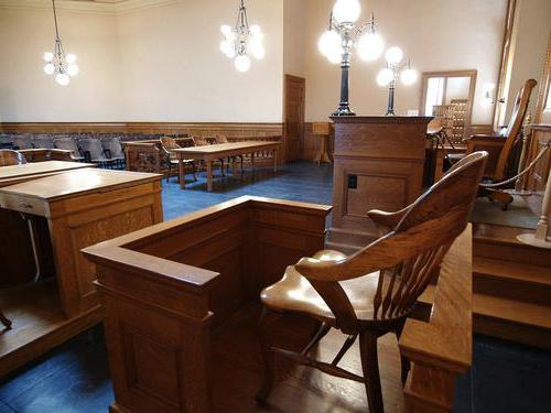 значение арбитражного процесса