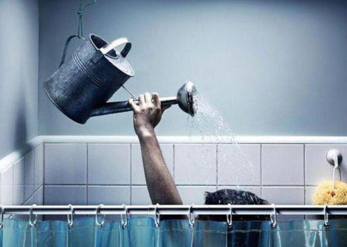 какой норматив температуры горячей воды в квартире