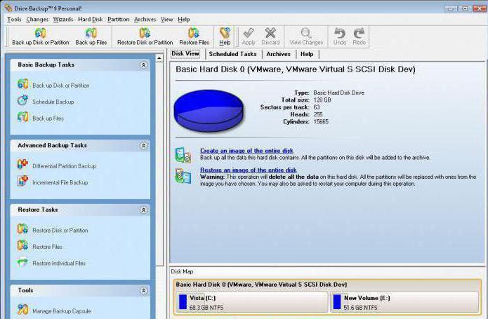 клонирование жесткого диска программа