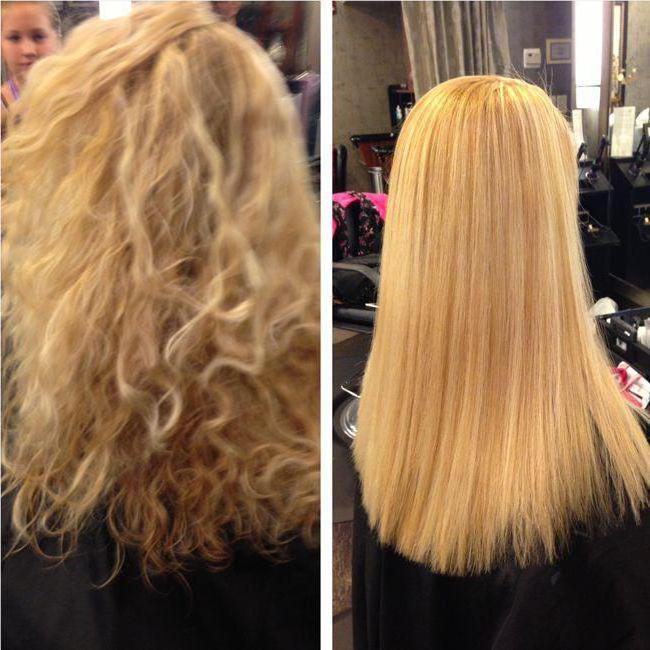Кератиновое лечение волос, плюсы и минусы