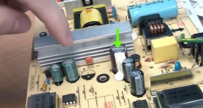 Монитор samsung ремонт своими руками