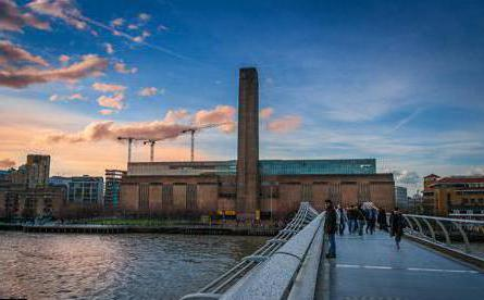 "Museum in London ""Tate Modern"": description, history and interesting facts"
