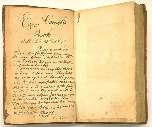 как называлась первая печатная книга