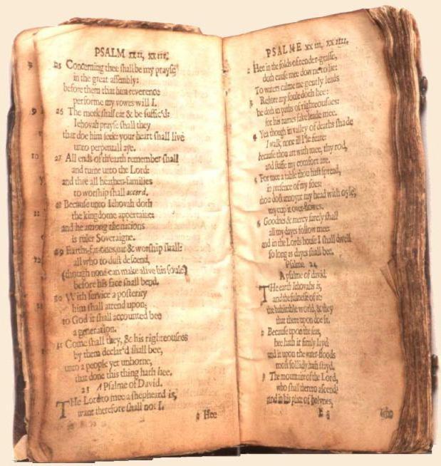 название первой печатной книги