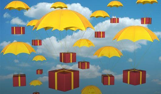 золотой парашют что это