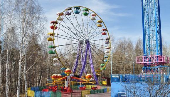 аттракционы в парке маяковского екатеринбург