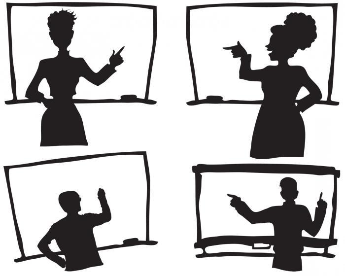 педагогика учителя