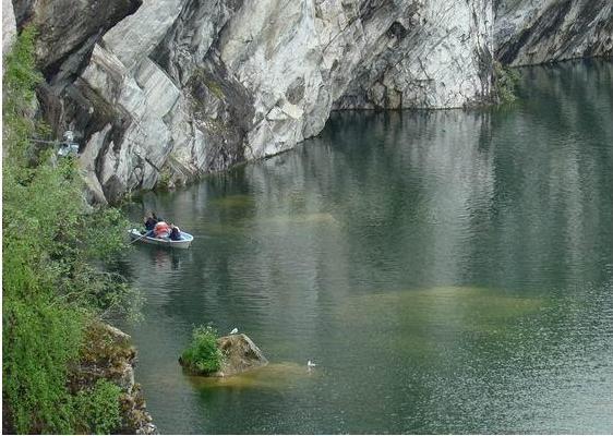 мраморный каньон рускеала карелия россия