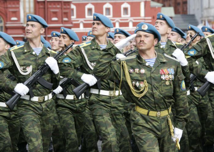 элитные войска россии