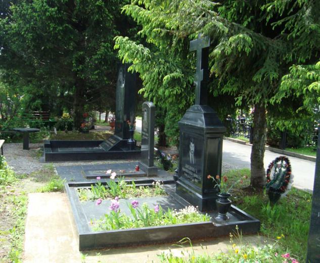 щербинское кладбище москва как