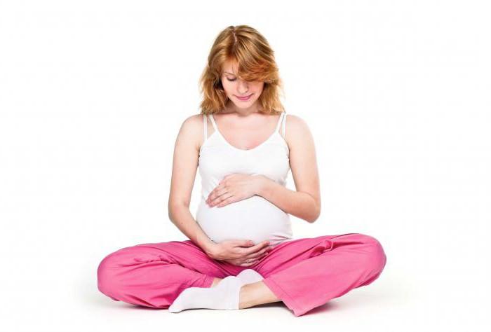 полоска на животе при беременности пол ребенка