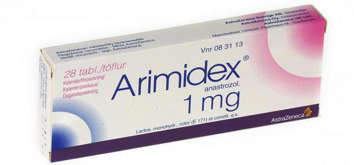 анастрозол указание
