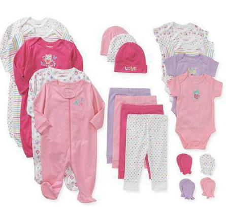 Как одеть месячного ребёнка на улицу