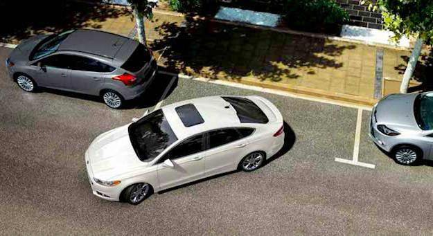 параллельная парковка в городе пошаговая инструкция