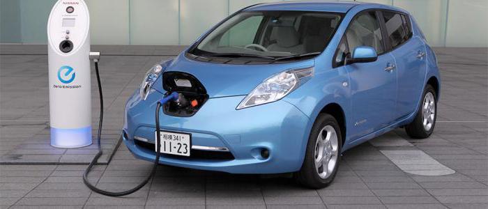Первый российский электромобиль: фото и характеристики
