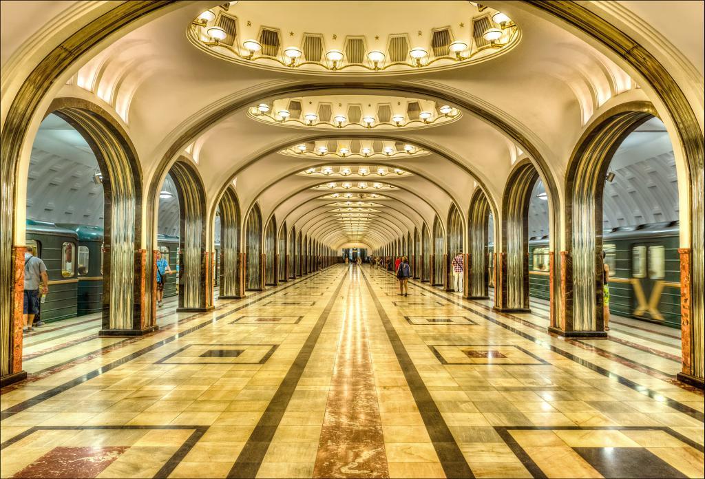 схема метро со строящимися станциями