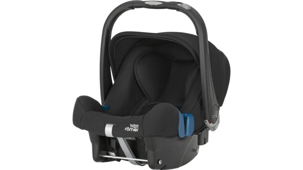 install a car seat in the back seat