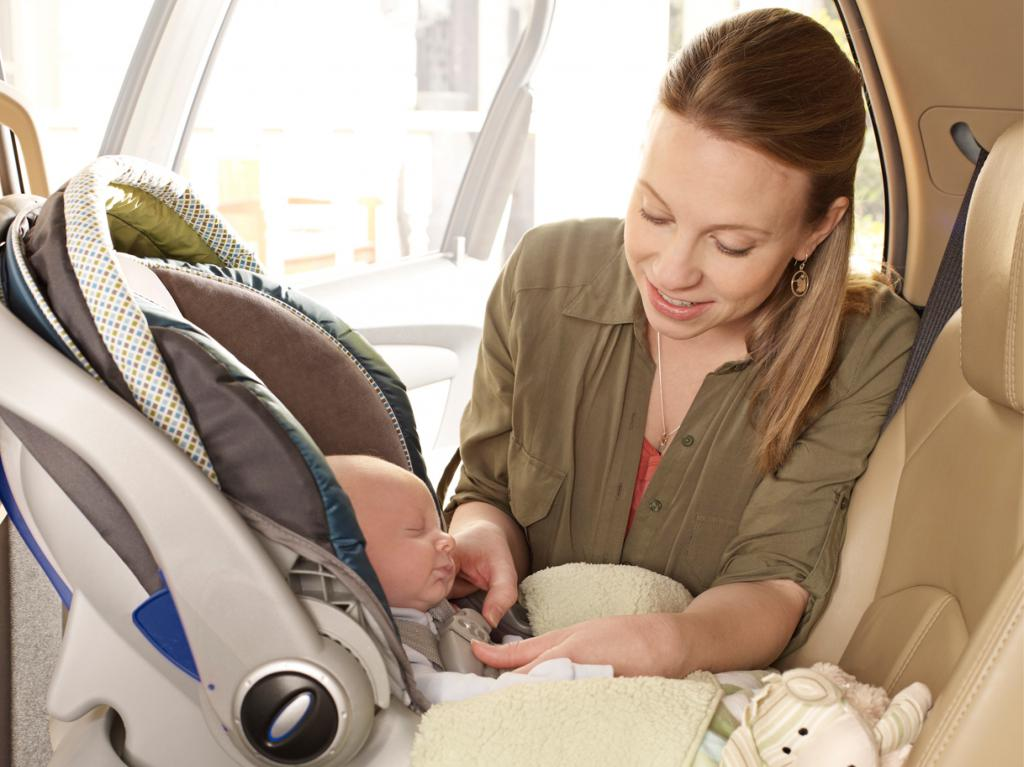 how to install a car seat in the front seat